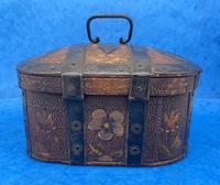 19th Century Arts And Crafts Scandinavian Birch Box (5 of 12)