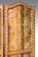 Early 18th Century European Four Folding Screen (8 of 9)