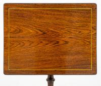 Very Pretty Regency Rosewood Occasional Table (8 of 8)