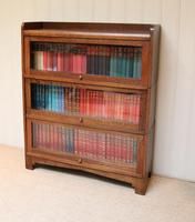 1920s Oak Stacking Bookcase (9 of 9)