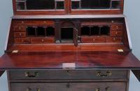 Superb Quality 18th Century Mahogany Bureau Bookcase (15 of 23)