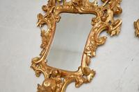Pair of Antique French Giltwood Mirrors (5 of 14)