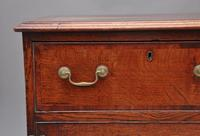 Large 18th Century Country Oak Dresser Base (7 of 9)