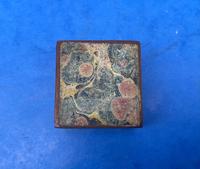 Victorian Rosewood & Tunbridge Ware Stamp Box (7 of 13)