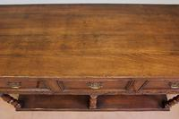 Quality Oak Sideboard Dresser Base (7 of 11)