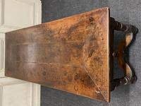 Early 18th Century French Walnut Console Table (28 of 28)