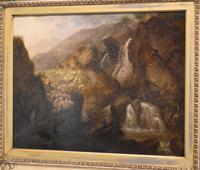 Scottish Landscape Oil Painting by William Smeall (3 of 7)