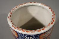 Exceptionally Good Late 19th Century Imari Stick Stand (3 of 5)