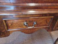 George I Period Figured Walnut Chest on Stand (6 of 12)