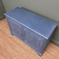 Victorian Country House Painted Antique Cupboard (3 of 7)