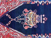 Antique Caucasian Shirvan Rug (7 of 9)