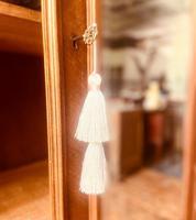 French Armoire / French Walnut Wardrobe (3 of 8)