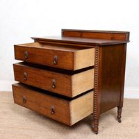 Oak Chest of Drawers Arts & Crafts (11 of 13)
