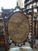 Victorian Carved Barley Twist Chair (2 of 7)