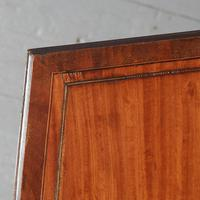 Inlaid Satinwood Chest of Drawers by S & H Jewells (6 of 14)