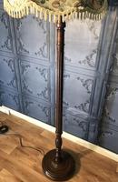 Oak Standard Lamp (8 of 8)