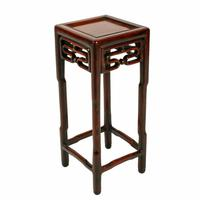 Small Chinese Rosewood Stand