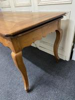 French Fruitwood Farmhouse Dining Table (11 of 15)