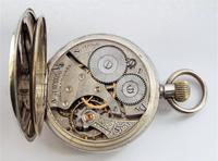 Antique Silver Waltham Pocket Watch (5 of 5)