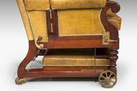 19th Century Invalids' Chair, Stamped J. Ward (5 of 8)