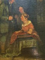 Sir David Willkie R.A Original Signed 1829 Oil Painting Inc Prov (9 of 13)