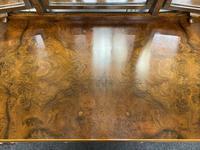 Burr walnut dressing table (9 of 13)