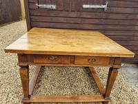 Late 18th Century Tyrolean Austrian Fruitwood Table (2 of 5)