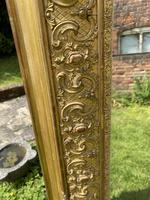 Early 19th Century Large Gilt Mirror (2 of 10)