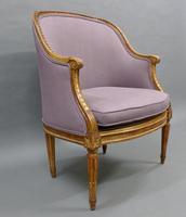 French Walnut Armchair (3 of 6)