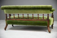 Victorian Upholstered Sofa (7 of 13)