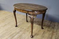 Walnut Centre Table 1920 (5 of 8)