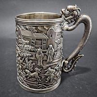 Khe Cheong Silver Mug (2 of 7)