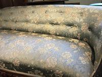 Victorian Mahogany Sofa (4 of 10)