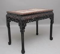 Early 19th Century Chinese Centre Table