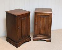 Pair of Oak Bedside Cabinets (10 of 12)