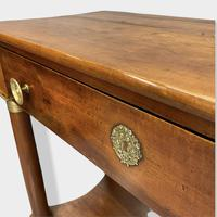 Early 19th Century French Empire Console Table (10 of 13)