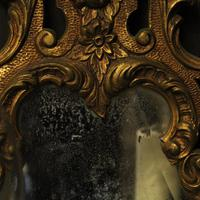 French Pair of Gilded Antique Girandoles (7 of 10)