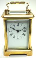 Rare Antique French 8-day Carriage Clock Classic and Sought After Design (11 of 11)