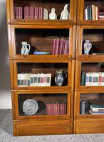 Three Stacking Bookcases In Light Oak Composed 4 Element-20th Century-france (7 of 11)