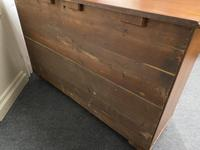 Very Rare Double Military Chest of Drawers (12 of 21)