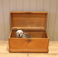 Late Victorian Pine Chest c.1880 (3 of 9)