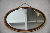 Vintage Oval Wall Mirror (2 of 12)
