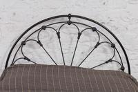 Lovely Very Original Winfield Double Iron Bed (4 of 9)