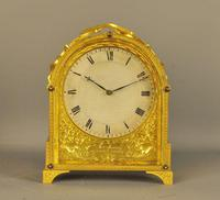 Excellent English Fusee Carriage Clock - James Murrey, London, Probably case by Thomas Cole (12 of 14)