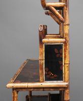 Impressive 19th Century Bamboo Cabinet (8 of 18)