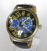 Gents Over-sized Molnia Regulator Wrist Watch (4 of 5)