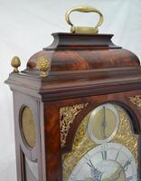 Samuel Honeychurch London Georgian Bracket Clock c.1770 (11 of 11)