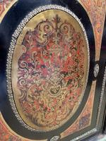 19th Century French Boulle Cabinet with Ormolu Detail (4 of 4)
