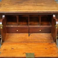 Beautiful 19th Century Campaign Writing Desk (6 of 8)