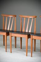 Set of 4 Retro Eon Dining Chairs (2 of 12)